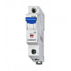Inštalacijski odklopnik, karak. C, 10A, 1-polni, 10kA